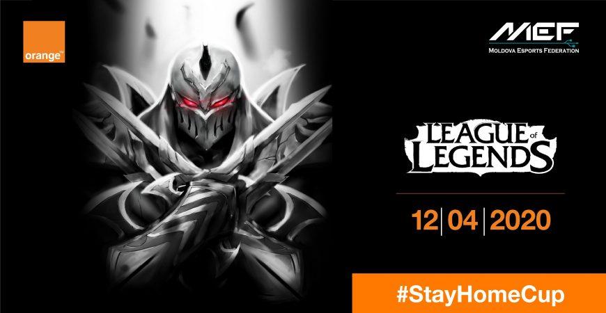 Stay Home Cup League of Legends (1) – Stai Acasă și Participă