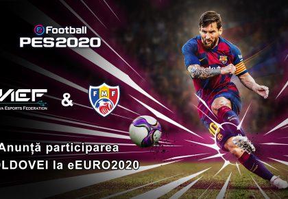 Echipa națională de eFotbal PES – Începuturi