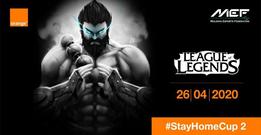Stay Home Cup League of Legends (2) – Stai Acasă și Participă