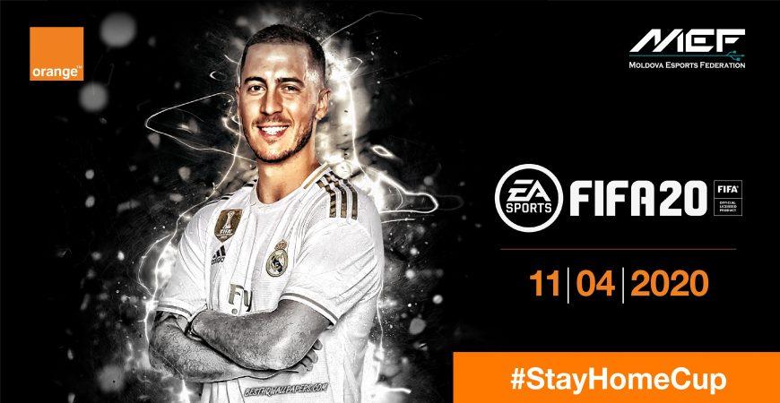 Stay Home Cup FIFA20 (1) – Stai Acasă și Participă
