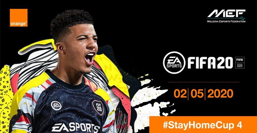 Stay Home Cup FIFA20 (4) – Stai Acasă și Participă