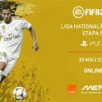 Participă la ultima etapă a Ligii Naționale Orange la FIFA20