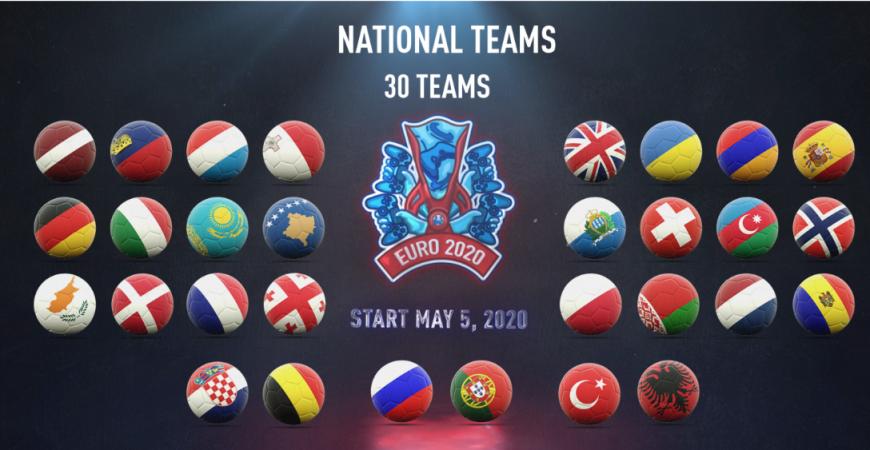 Moldova va participa la Euro 2020 FIFA Pro Clubs
