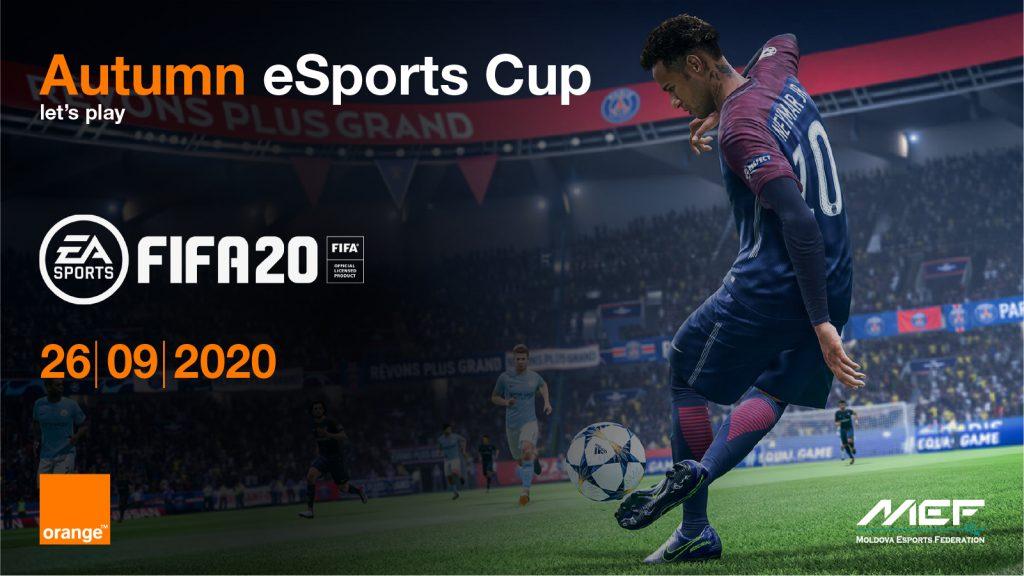 Autumn eSports Cup FIFA 20