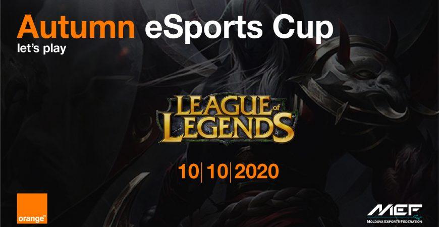 Autumn eSports Cup | League of Legends | Let's Play