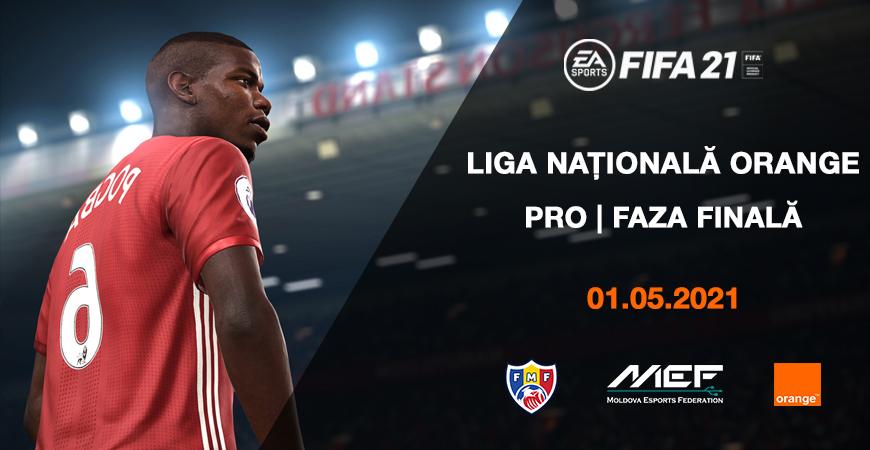 Liga Națională Orange – Faza Finală a Ligii Profesioniste