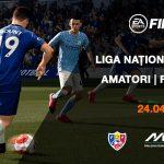 Liga Națională Orange – Faza Finală a Ligii Amatorilor